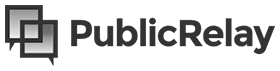 Public Relay Logo